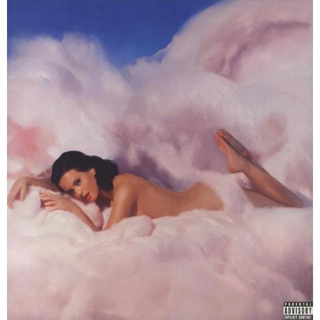 Katy Perry TEENAGE DREAM Vinyl Record