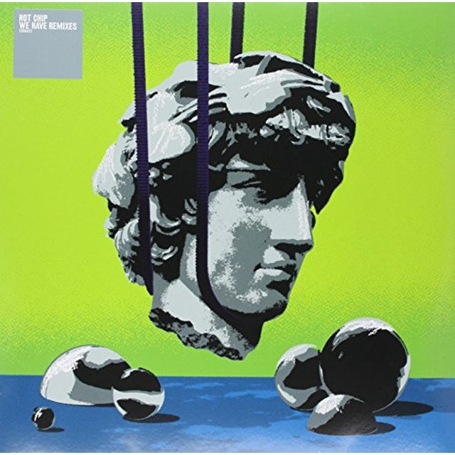 Hot Chip REMIX EP Vinyl Record