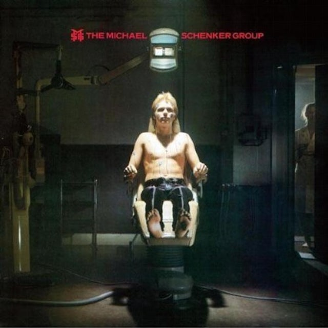 Michael Schenker GROUP Vinyl Record