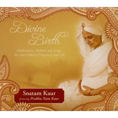 Snatam Kaur DIVINE BIRTH CD