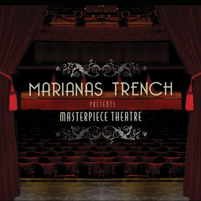 Marianas Trench MASTERPIECE THEATRE CD