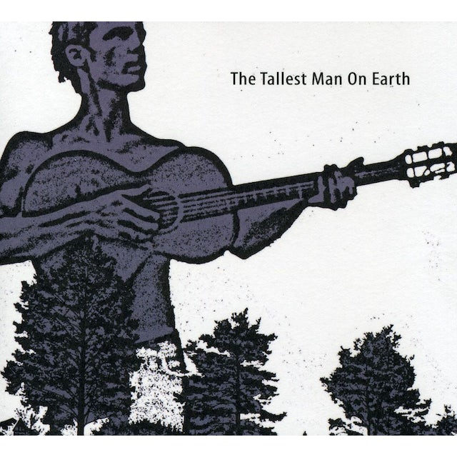 The Tallest Man On Earth CD