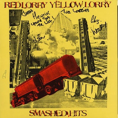 SMASHED HITS (RED/YELLOW SPLIT VINYL) Vinyl Record