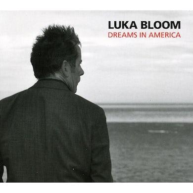 Luka Bloom DREAMS IN AMERICA CD