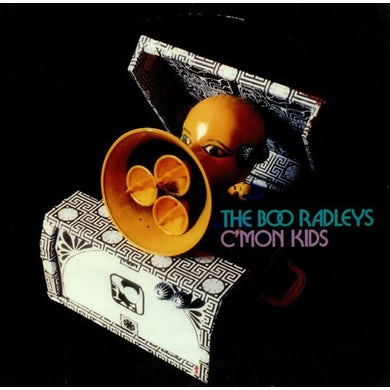 Boo Radleys CMON KIDS CD
