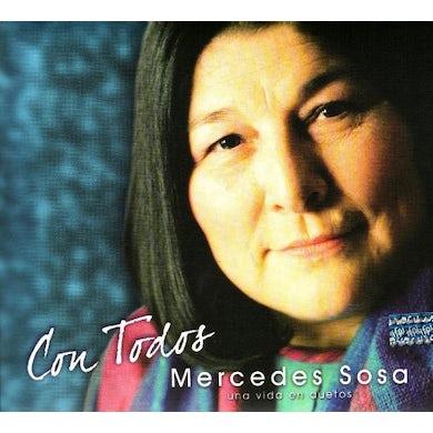 Mercedes Sosa CON TODOS CD