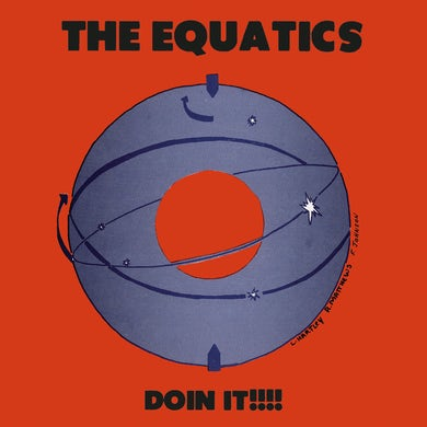 Equatics DOIN IT Vinyl Record