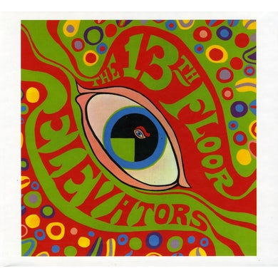 The 13th Floor Elevators PSYCHEDELIC SOUNDS OF CD