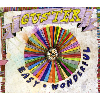 Guster EASY WONDERFUL CD