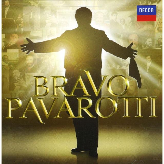 Luciano Pavarotti BRAVO PAVAROTTI CD