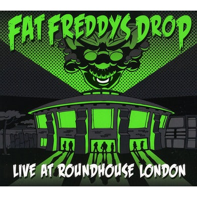 Fat Freddy's Drop LIVE AT ROUNDHOUSE CD