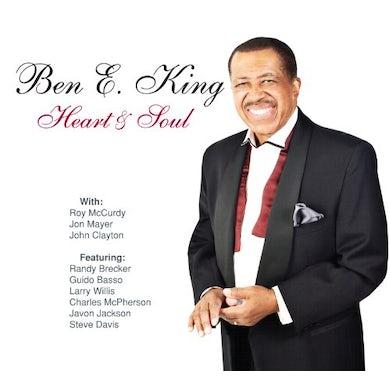 Ben E King HEART & SOUL CD
