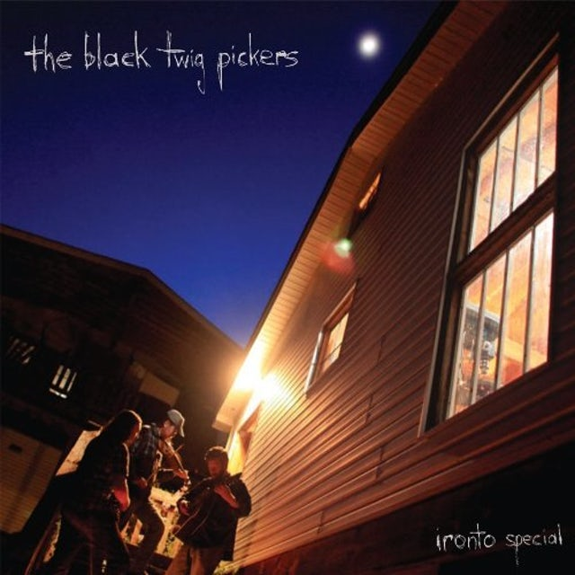 Black Twig Pickers IRONTO SPECIAL CD