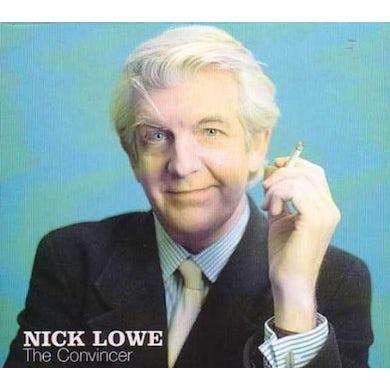 Nick Lowe CONVINCER Vinyl Record