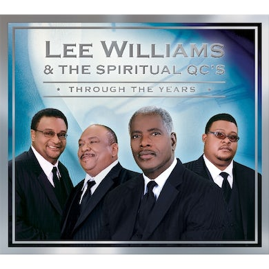 Lee Williams THROUGH THE YEARS CD