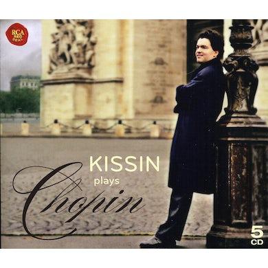 Evgeny Kissin KISSIN PLAYS CHOPIN CD
