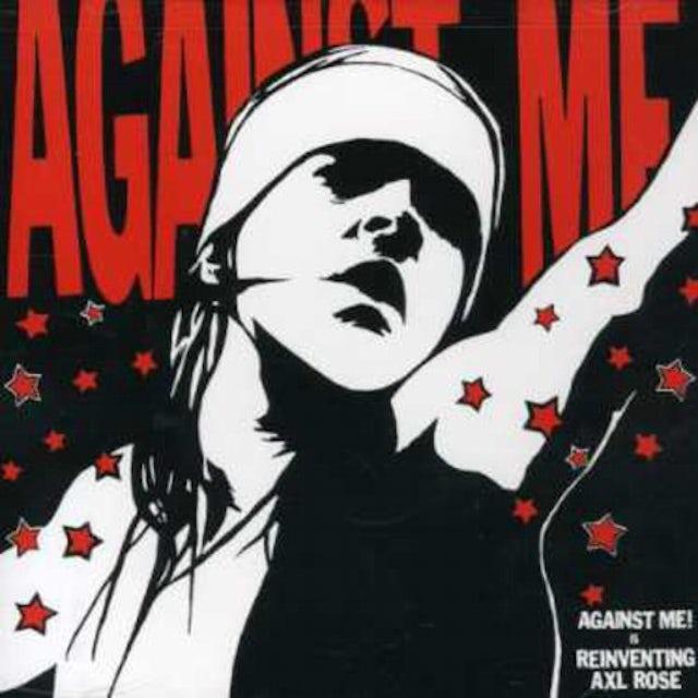 Against Me! REINVENTING AXL ROSE Vinyl Record