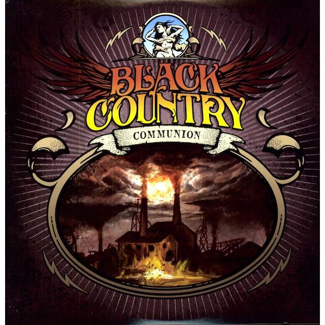 Black Country Communion Vinyl Record