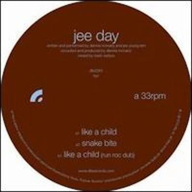 Jee Day LIKE A CHILD (Vinyl)