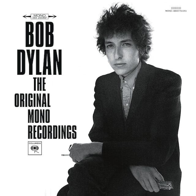 Bob Dylan ORIGINAL MONO RECORDINGS Vinyl Record