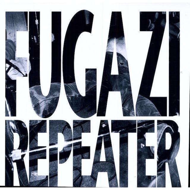 Fugazi REPEATER Vinyl Record