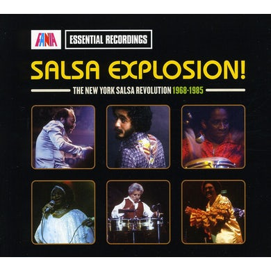 Fania Essential: Salsa Explosion / Various CD