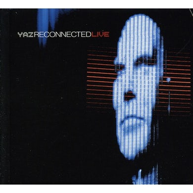 Yaz RECONNECTED LIVE CD