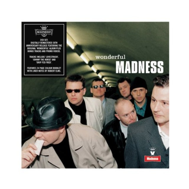 Madness WONDERFUL CD