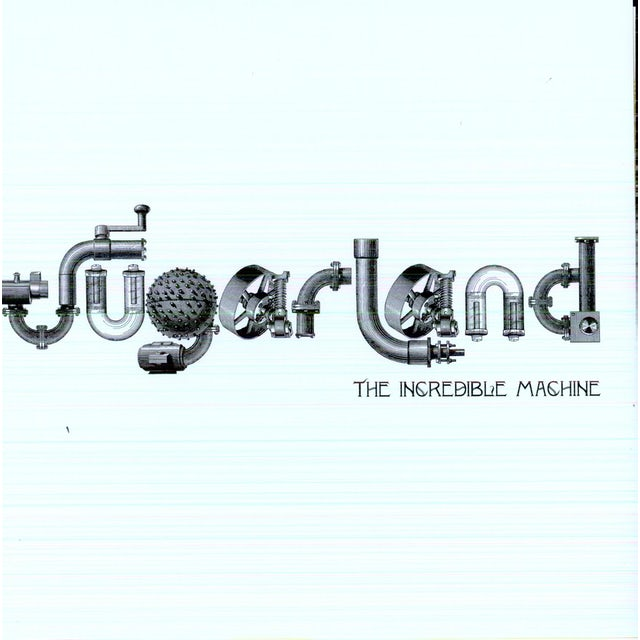 Sugarland INCREDIBLE MACHINE Vinyl Record