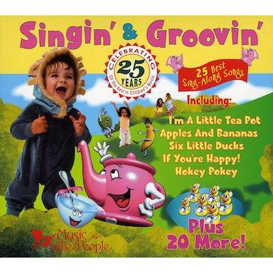 MFLP Band SINGIN & GROOVIN CD
