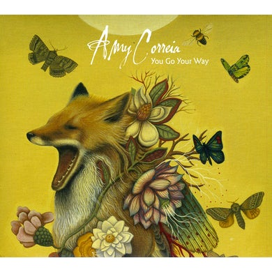 Amy Correia YOU GO YOUR WAY CD