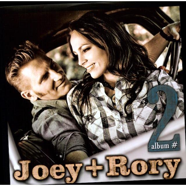 Joey & Rory ALBUM #2 Vinyl Record