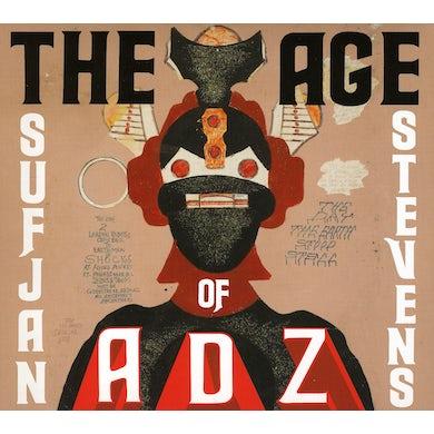Sufjan Stevens AGE OF ADZ CD