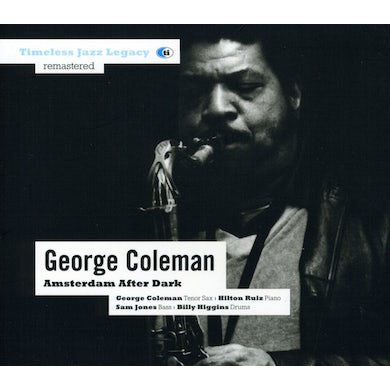 George Coleman AMSTERDAM AFTER DARK CD