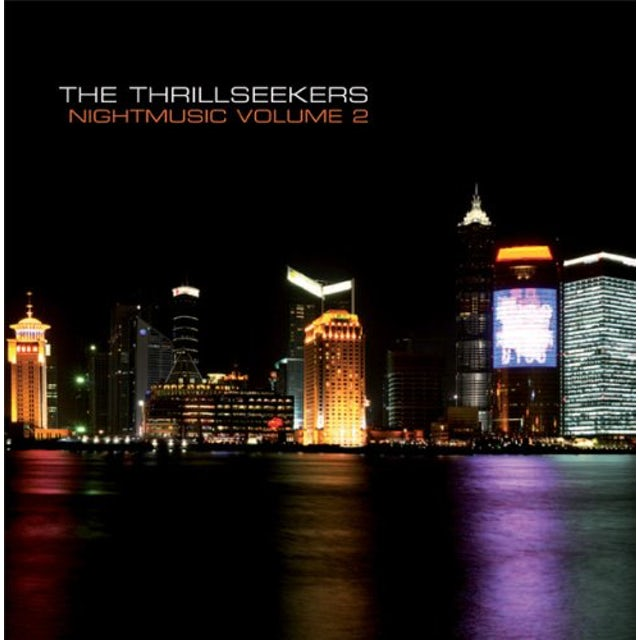 Thrillseekers NIGHTMUSIC 2 CD
