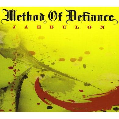 Method Of Defiance JAHBULON CD
