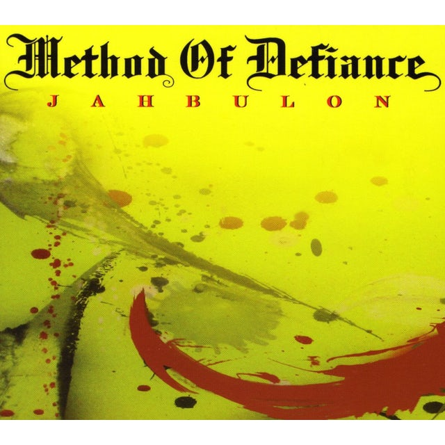 Method Of Defiance JAHBULON CD