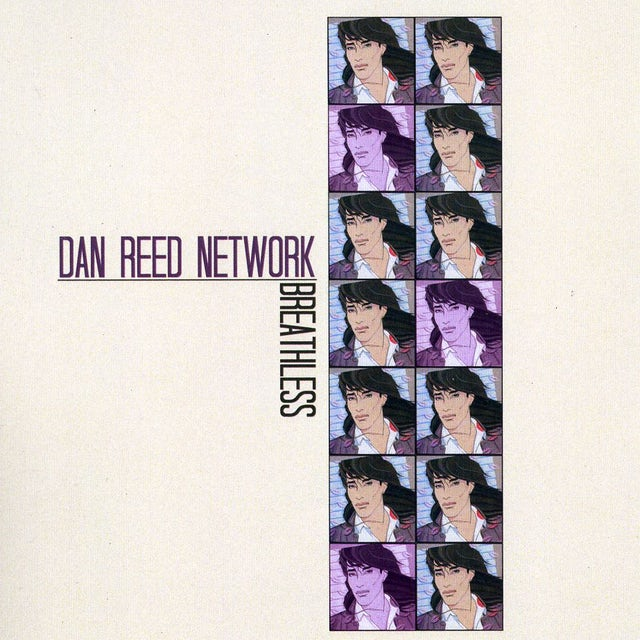 Dan Reed BREATHLESS CD
