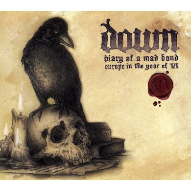 Down DIARY OF A MAD BAND CD