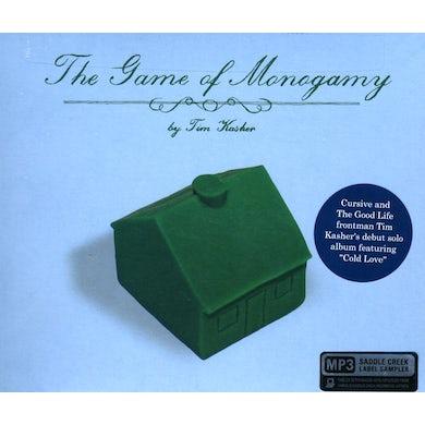 Tim Kasher GAME OF MONOGAMY CD