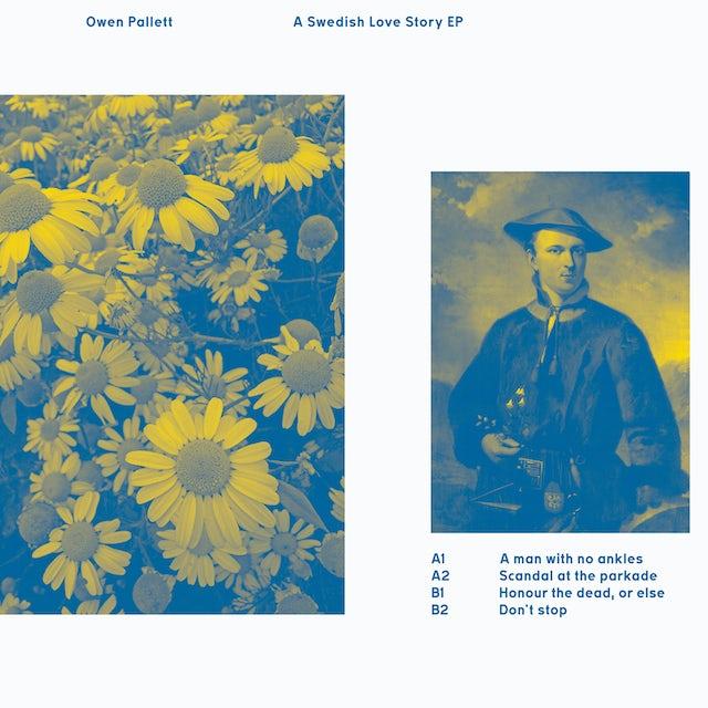 Owen Pallett SWEDISH LOVE STORY Vinyl Record