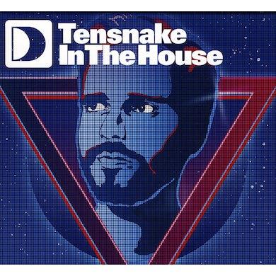 Tensnake IN THE HOUSE CD