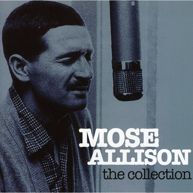 Mose Allison COLLECTION CD