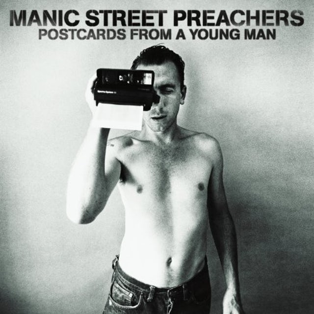 Manic Street Preachers POSTCARDS FROM A YOUNG MAN CD