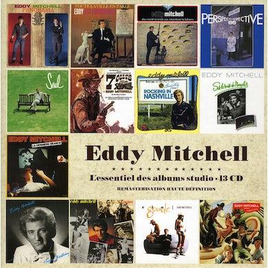 Eddy Mitchell LESSENTIEL DES ALBUMS STUDIOS CD
