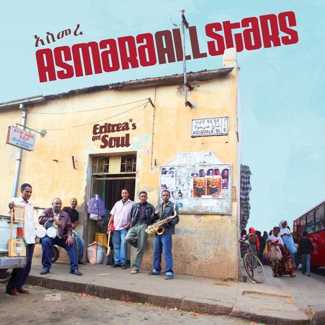 Asmara All Stars ERITREAS GOT SOUL Vinyl Record