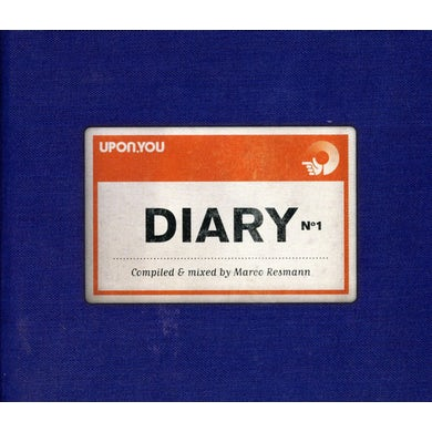 Marco Resmann UPON YOU DIARY 1 CD