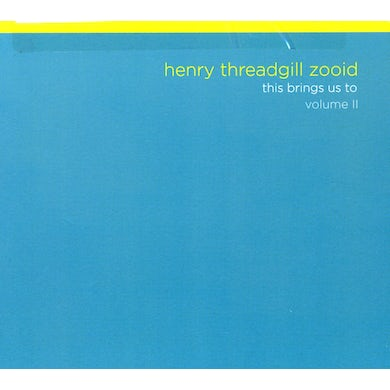 Henry Threadgill THIS BRINGS US TO 2 CD