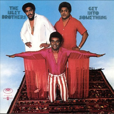 The Isley Brothers GET INTO SOMETHING CD