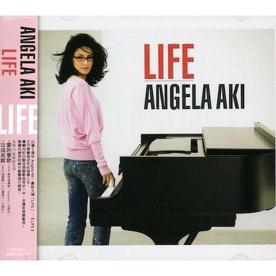 Angela Aki LIFE CD